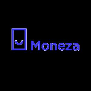логотип компании Moneza